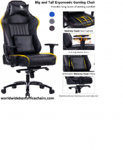 Best Office Chair For Back Pain