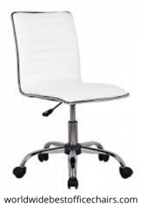 Flash Furniture Mid-Back Armless Office Chair